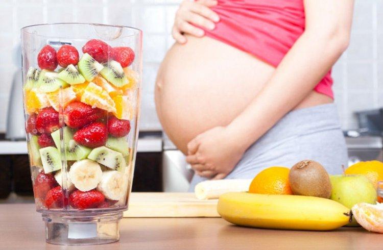 Какие овощи вредны беременной